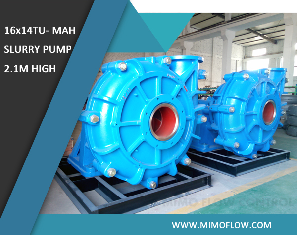 Good News! Big Model Horizontal Slurry Pumps are Finished and Exported to Russia!