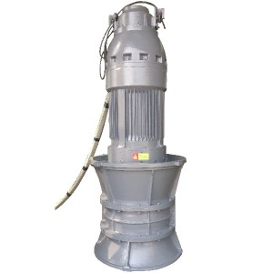 O QZ Submersible Axial pump