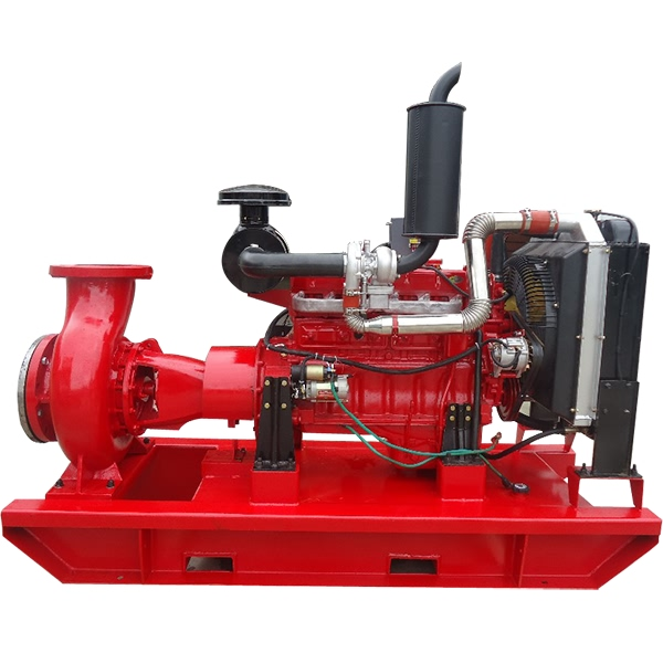 Factory supplied Sludge Feed Pump -