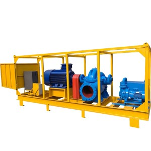 S Կրկնակի Suction Split Case Pump