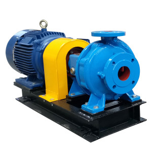 ISA DIN ຢືນ End Suction Pump