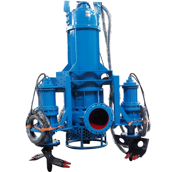 Popular Design for Self Priming Sewage Pump -