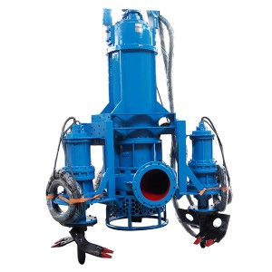 SS Submersible የተለቆጠ ፓምፕ ተከታታይ