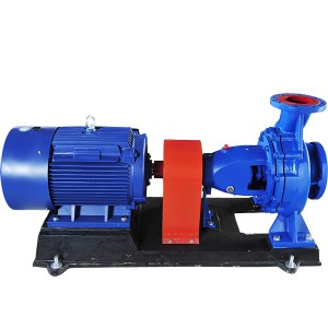 KE Horiontal End fire di-pump