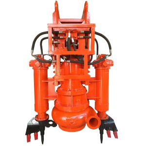 SS Hydraulic Submersible Slurry Pump