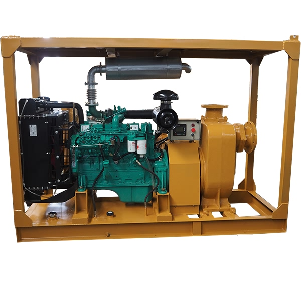 Z Self Priming Pump Series Featured Image