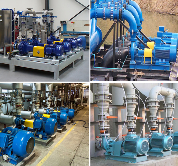 MIH Chemical Pump usages